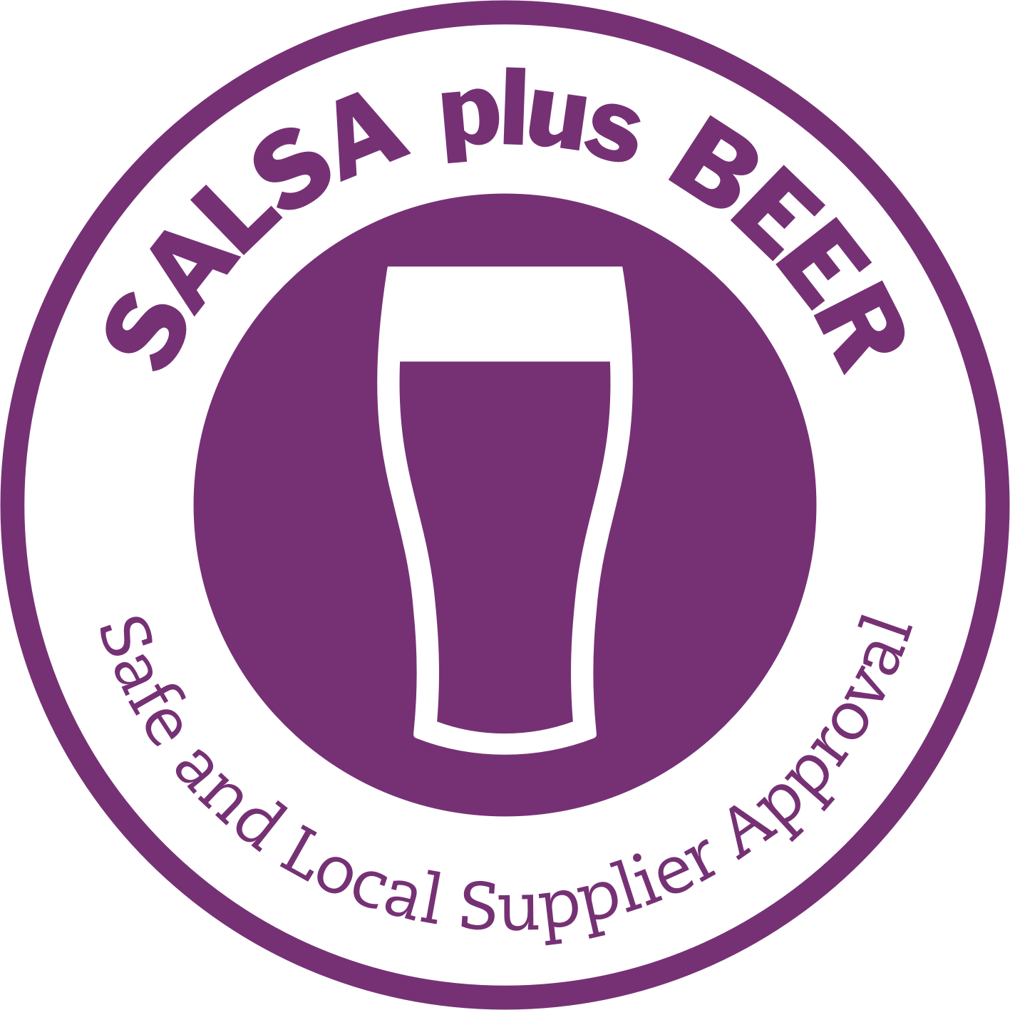 SALSA plus BEER. Safe and Local Supplier Approval